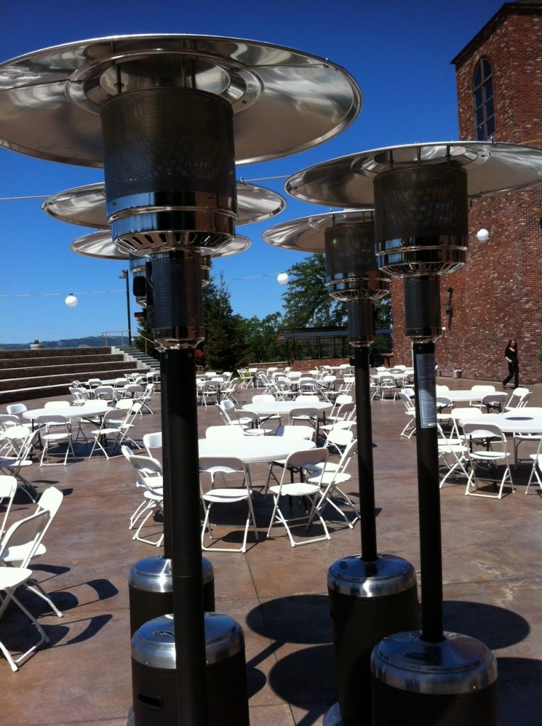 patio-heater-rentals - Patio Heaters - Bend Party Rentals - Bend Oregon Party Rentals