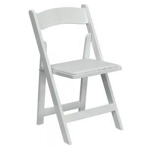white-padded-chair-rental