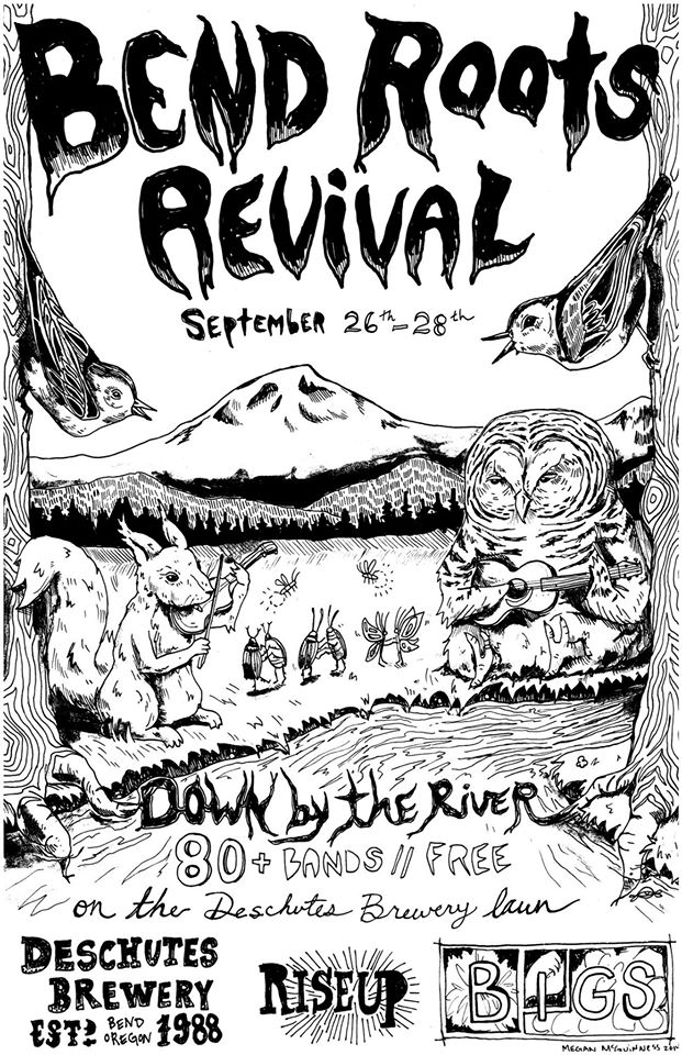 bend roots revival