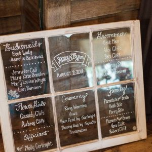 window-wedding-sign